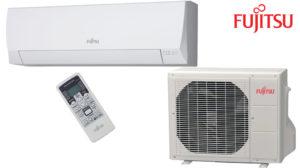 Συντήρηση service οικιακών κλιματιστικών FUJITSU