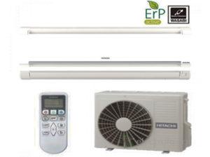 Συντήρηση service οικιακών κλιματιστικών HITACHI