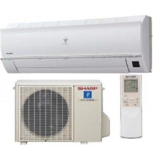 Συντήρηση service οικιακών κλιματιστικών SHARP