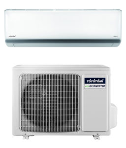 Συντήρηση service οικιακών κλιματιστικών TOYOTOMI