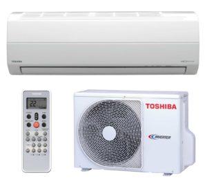 Συντήρηση service οικιακών κλιματιστικών TOSHIBA
