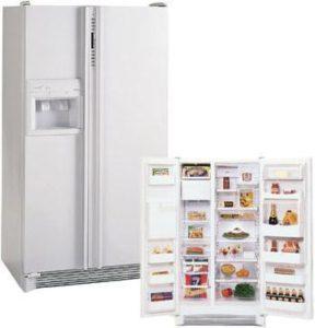 Επισκευή service βλαβών ψυγείων AMANA τεχνικός ψυκτικός